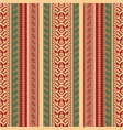 textile background vector image