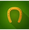 horsehoe vector image vector image