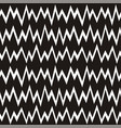 abstract black-and-white pattern vector image vector image