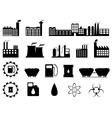 Industry vector image