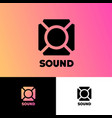 sound logo musical acoustics logo on different ba