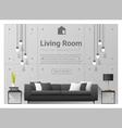 living room interior background 6