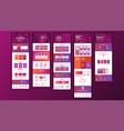 Main web page design website business