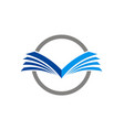 open book education logo