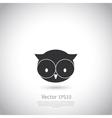 Owl Logo Template vector image