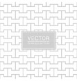 seamless ornamental pattern - geometric vector image