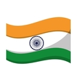 flag of india vector image