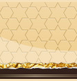 Milk chocolate pattern
