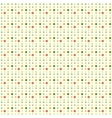 Seamless retro dot pattern vector image