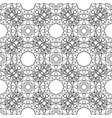 tile black and white pattern or graphic line vector image