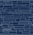 decorative background - simple seamless vector image vector image