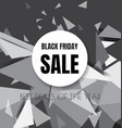 black friday design background5 vector image vector image