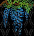 antique floral vector image vector image
