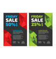 Friday sale flayer template