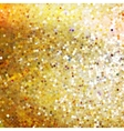 gold glittering vector image
