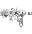 Wholesale buyers versus retail customers text