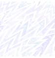 white grunge geometric seamless pattern vector image