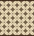 Geometric ethnic pattern on javanese batik