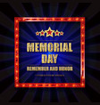 Memorial day background art