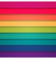 Rainbow colorful stripes abstract background vector image vector image