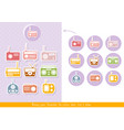 toddlers activity educational children game vector image