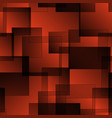 pattern of chocolate squares with shadow and vector image