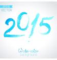 Happy New Year 2015 vector image vector image