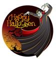 spooky vector image vector image