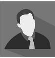 avatar icon man avatar man cartoon vector image vector image