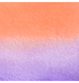 red and purple watercolor squarer background vector image vector image