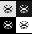 wi-fi wireless internet network symbol icon vector image vector image