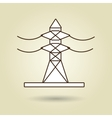 energy industry design vector image