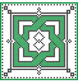 Celtic knot TYPE 3 vector image vector image