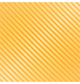 Orange Striped Background vector image vector image