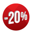 20 off sale discount banner 3d discount offer