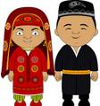 tajikistan vector image vector image