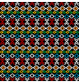 Ethnic carpet background vector image vector image