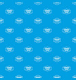 jewelry pattern seamless blue vector image