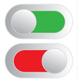 power switch vector image