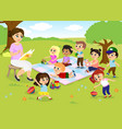 children s activities at vector image
