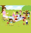 children s activities vector image vector image