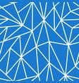 seamless geometric pattern creative vector image vector image
