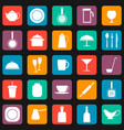 seamless pattern background with kitchen utensils vector image vector image