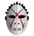 mask 1 vector image vector image