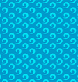 water wave seamless patterns vector image