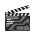 film maker clapper board action icon