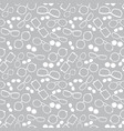 grey and white glasses accessories seamless vector image