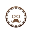 Hipster lifestyle symbol vector image vector image
