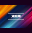 minimal geometric background with stripes vector image