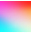 soft color summer abstract gradient blurred vector image vector image